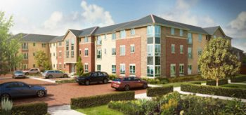 Proposed Extra Care Facility Thorney Road, Eye