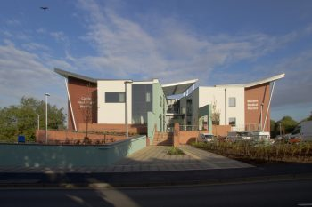 Embankment Primary Care Centre - View from Wilford Lane, West Bridgford
