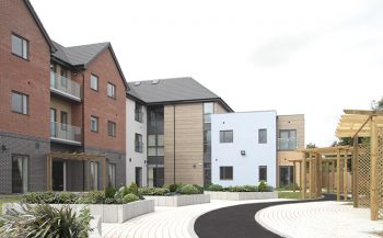 Oak Court Extra Care Facility - Winchester Road, Blaby.