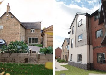 Winchester Road, Blaby and Main Street Ashley - Finalists of ProCon awards 2015