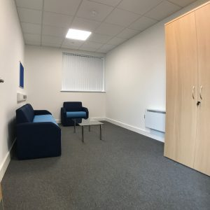 Kibworth Medical Centre - Counselling room