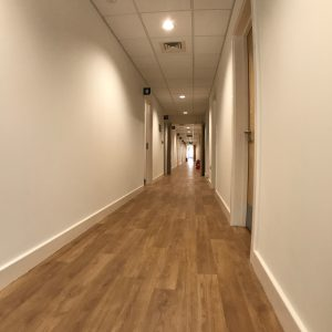 Kibworth Medical Centre - Corridor