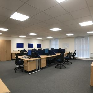 Kibworth Medical Centre - Administration area