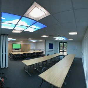 Kibworth Medical Centre - Meeting room and GP administration
